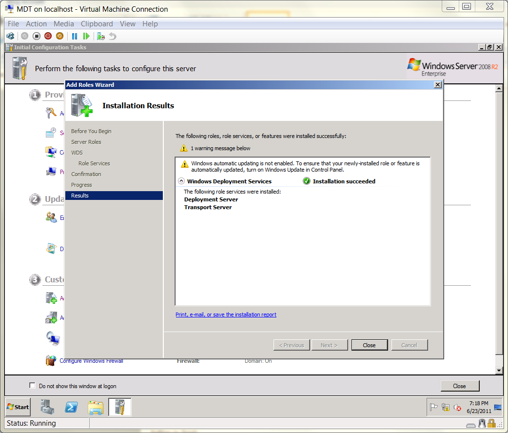 MDT for the small(er) guys – Part 2 » cluberti com